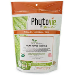 Phytovie Red Vine 25 Tea Bags