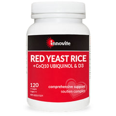innovite Red Yeast Rice 60vcaps
