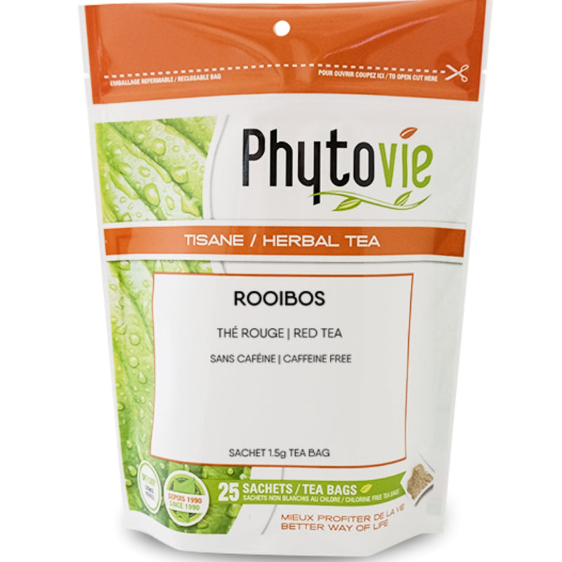 Phytovie Rooibos 25 Tea Bags