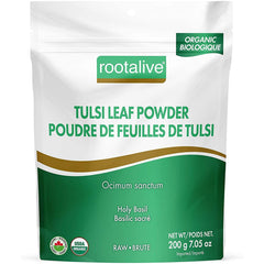 Rootalive Organic Tulsi Leaf Powder 200g