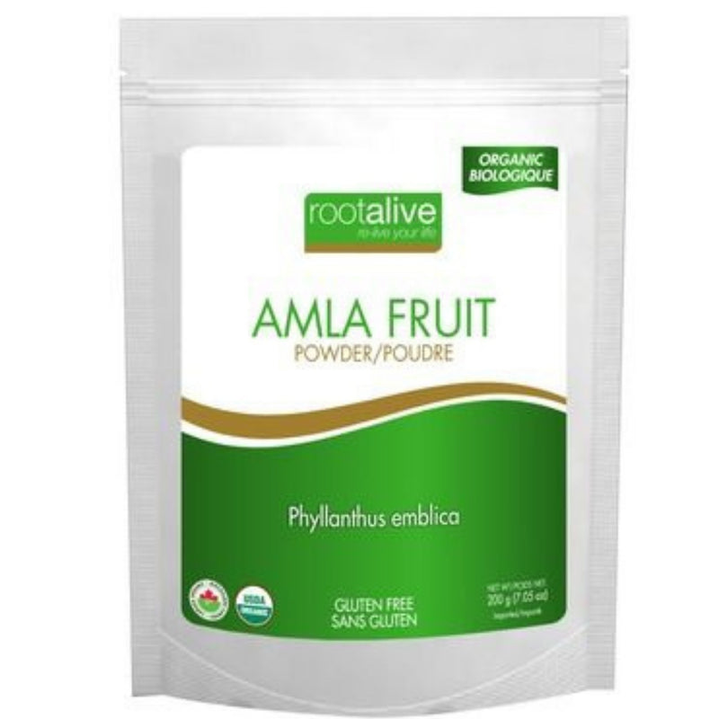 Rootalive Organic Amla Fruit Powder 200g