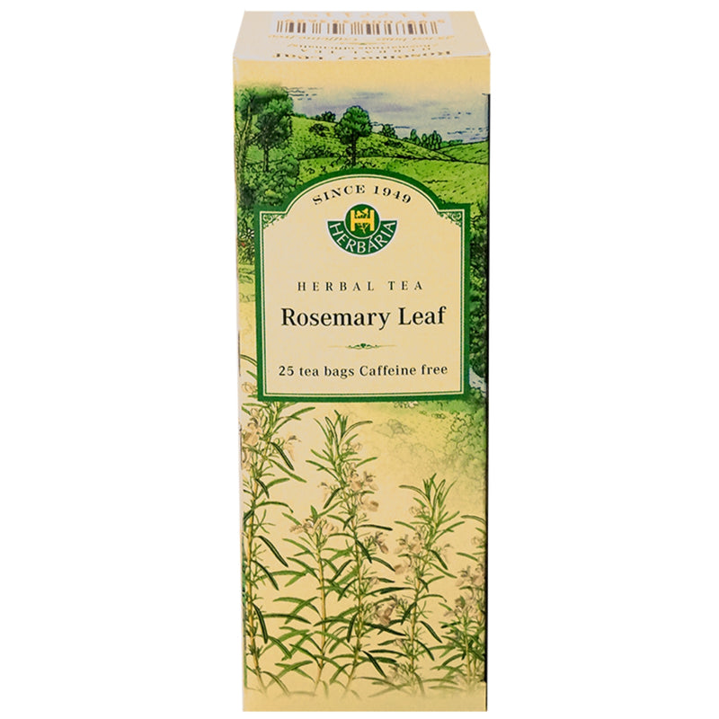Herbaria Rosemary Leaf 25 Tea Bags