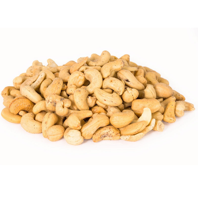 Bulk Salt & Pepper Cashews $/100g