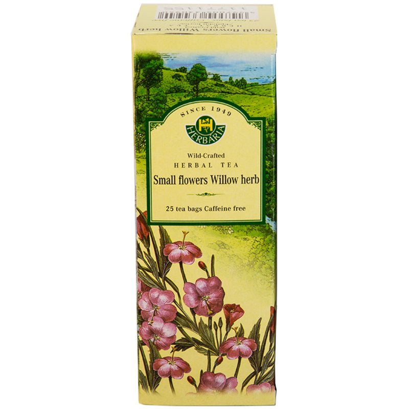Herbaria Small-Flower Willowherb 25 Tea Bags