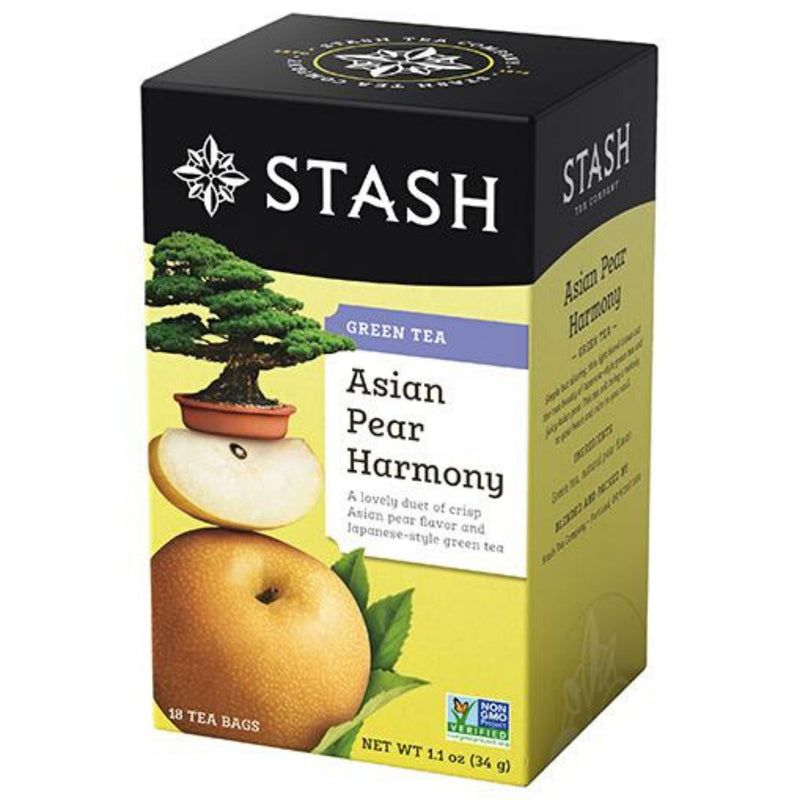Stash Asian Pear Harmony 18 Tea Bags