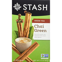 Stash Chai Green 20 Tea Bags