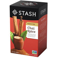 Stash Chai Spice 20 Tea Bags