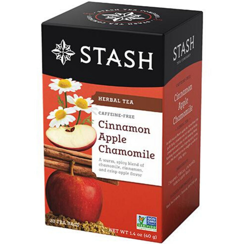 Stash Cinnamon Apple Chamomile 20 Tea Bags