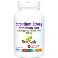 New Roots Strontium Strong 340mg 120vcaps
