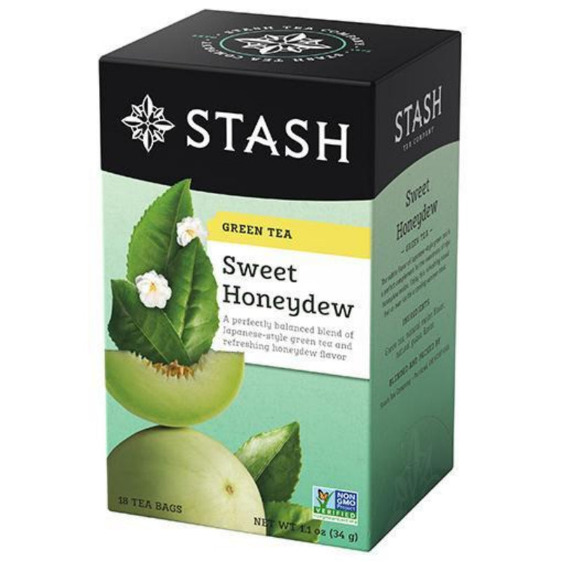 Stash Sweet Honeydew 18 Tea Bags