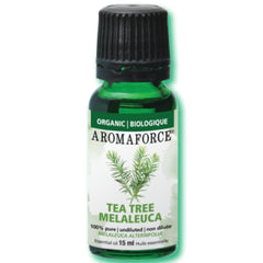 Aromaforce Organic Tea Tree 15ml