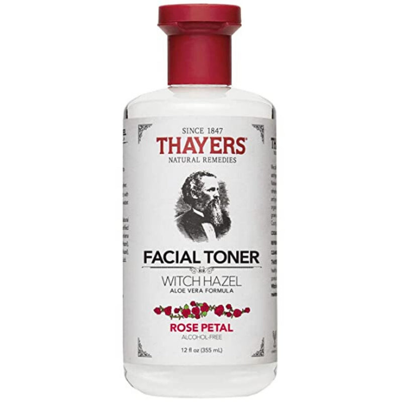Thayers Witch Hazel Rose Petal Aloe Vera Formula 355ml