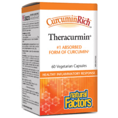 Natural Factors Theracumin 30mg 120vcaps