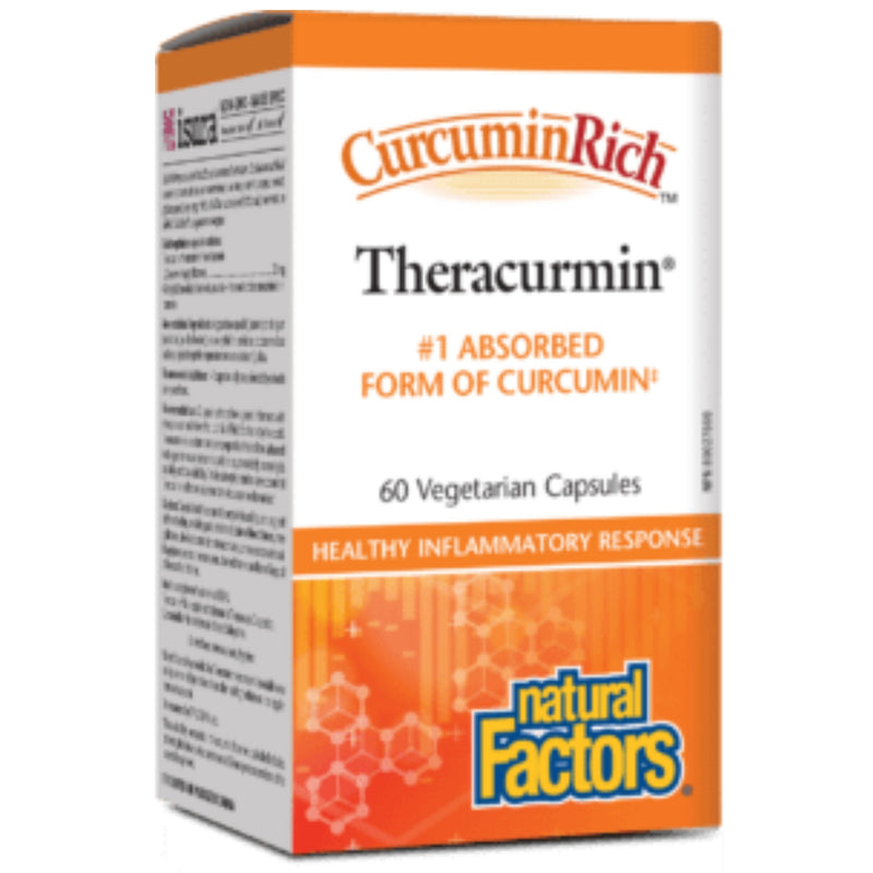 Natural Factors Theracumin 60vcaps