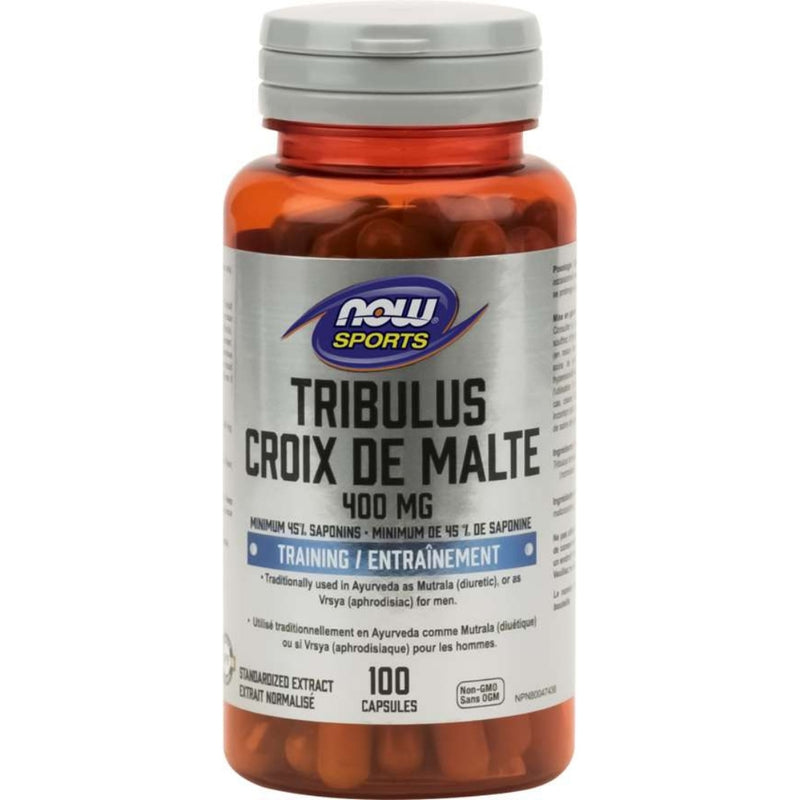 Now Sports Tribulus 400mg 100caps