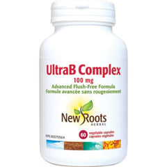 New Roots UltraB Complex 100mg 60vcaps