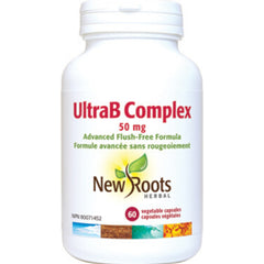 New Roots UltraB Complex 50mg 60vcaps