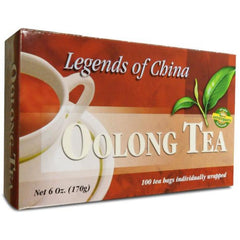 Uncle Lee's Tea Oolong 100 Tea Bags