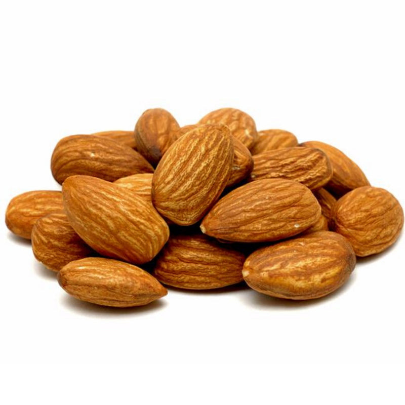 Bulk Roasted Unsalted Almonds $/100g