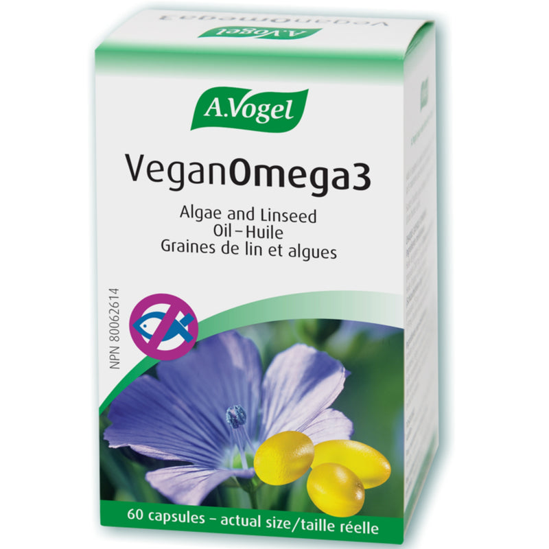 A.Vogel Vegan Omega3 60 caps
