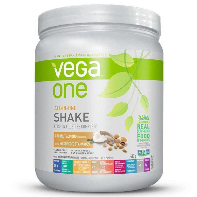 Vega All-In-One Shake Coconut Almond 417g