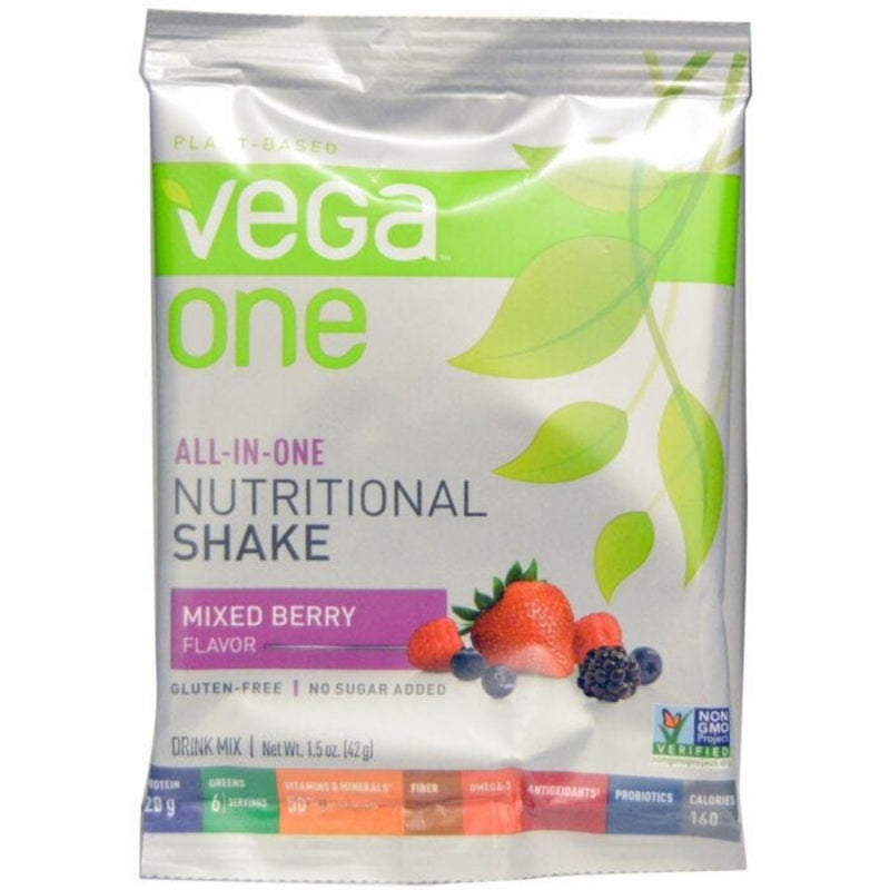 Vega All-In-One Mixed Berry 42g