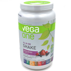 Vega All-In-One Shake Baies Mixtes 850g