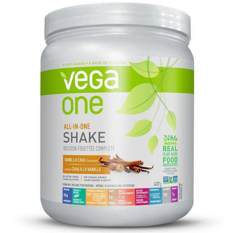 Vega All-In-One Shake Vanilla Chai 437g