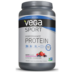 Vega Sport Berry Protein Powder 801g
