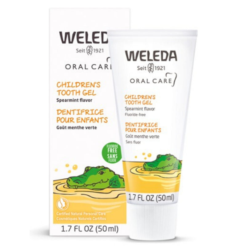 Weleda Children's Tooth Gel Spearmint 50ml