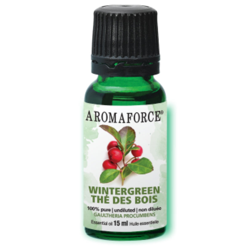 Aromaforce Wintergreen Essential Oil 15ml