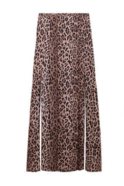 Georgia Skirt – Leopard-