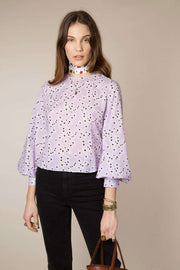 Imogen - Daisy Dream Blouson Sleeved Top