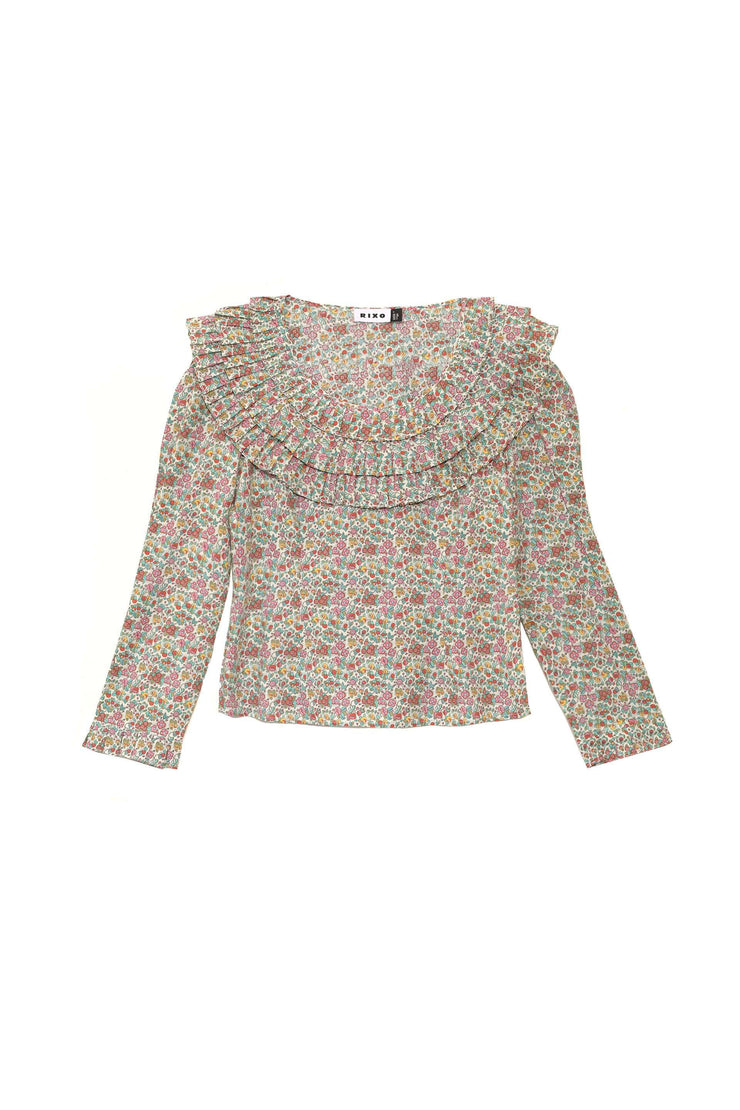 Leila - Driving Miss Daisy Blouse