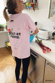 Carers Trust - Stay at Home T-Shirt