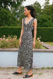 Sandrine - Wishing Floral Midaxi Dress