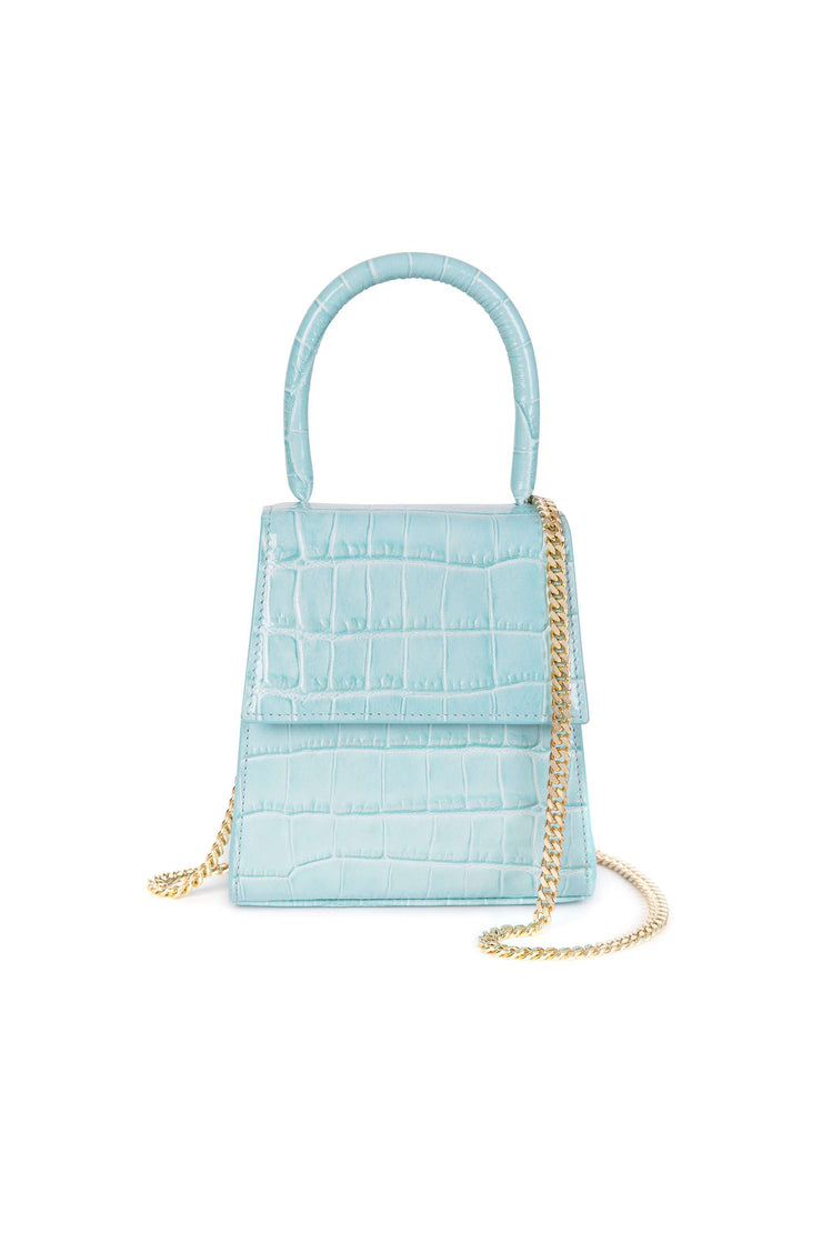 Violet - Ice Blue Mini Trapeze Grab Bag