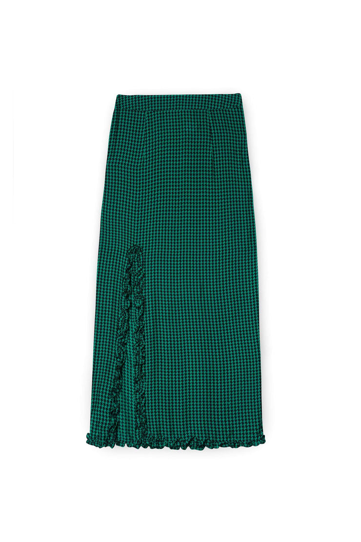 Zara - Gingham Spearmint