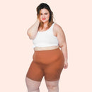color:Cinnamon|model:Abriana is 5'7 and wearing XL/2XL Mid