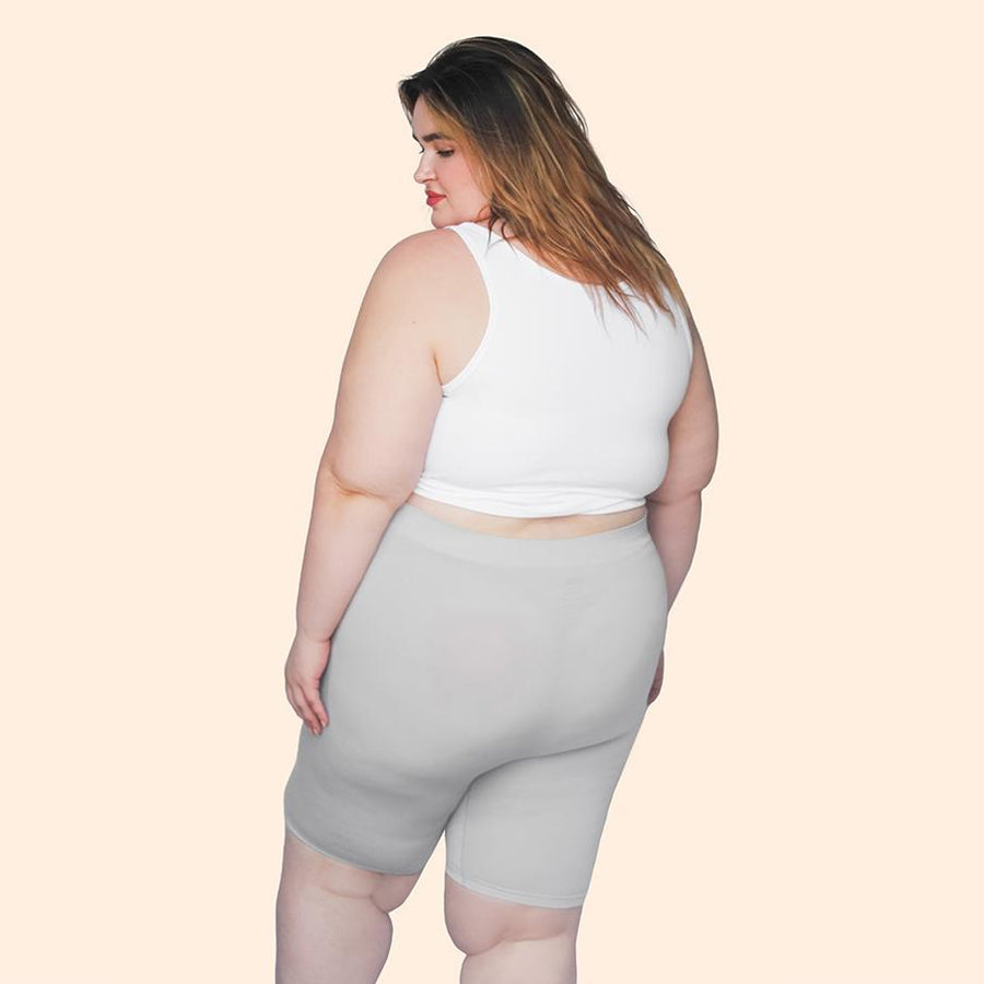 color:Grey|model:Abriana is 5'7 and wearing XL/2XL Long