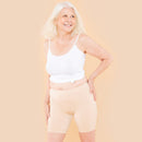color:Beige|model:Winnifred is 5'7 and wearing S/M Mid