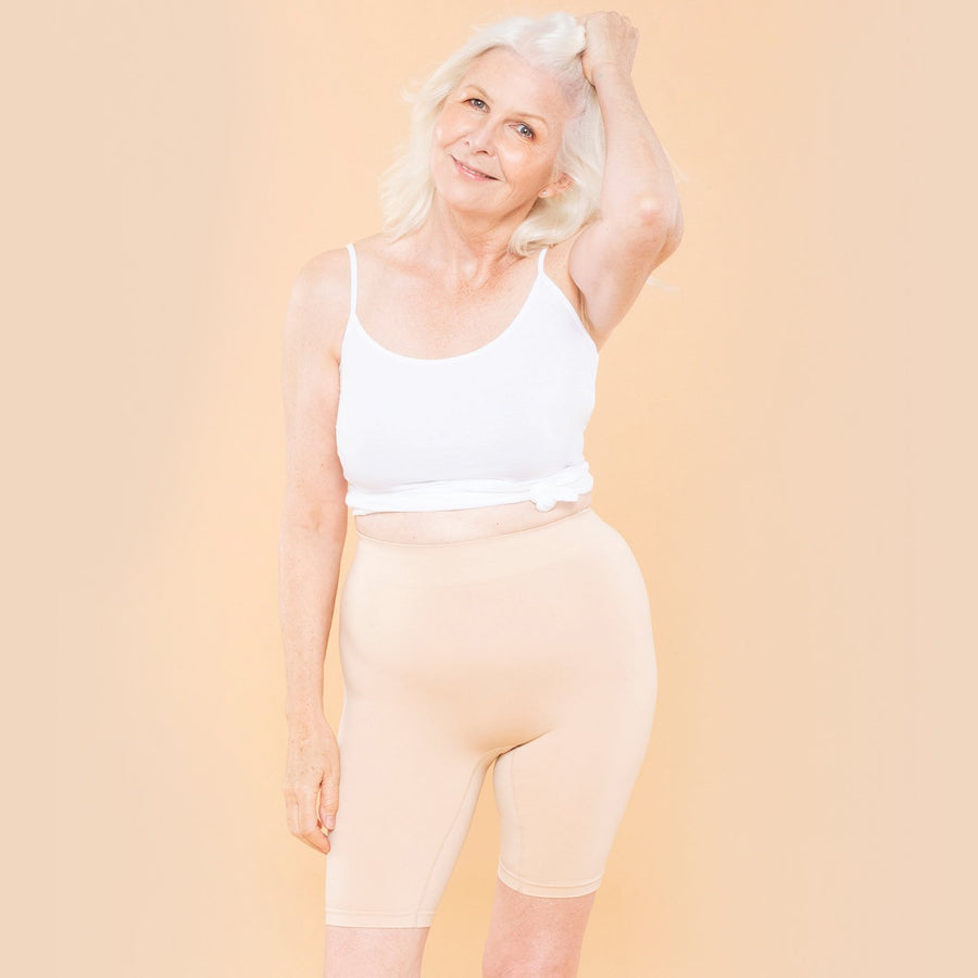 color:Beige|model:Winnifred is 5'7 and wearing S/M Long