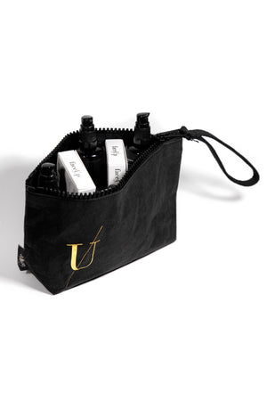 faceUp Your Life Paper Beauty Bag