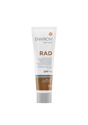 RAD Antioxidant Sunscreen SPF 15 - 100 ml