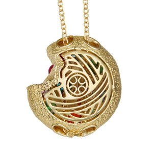 Honour Piece Multiple Style Pendant - Gold (Small)