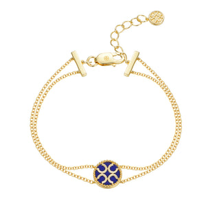 Signature Bracelet - Navy (Medium)