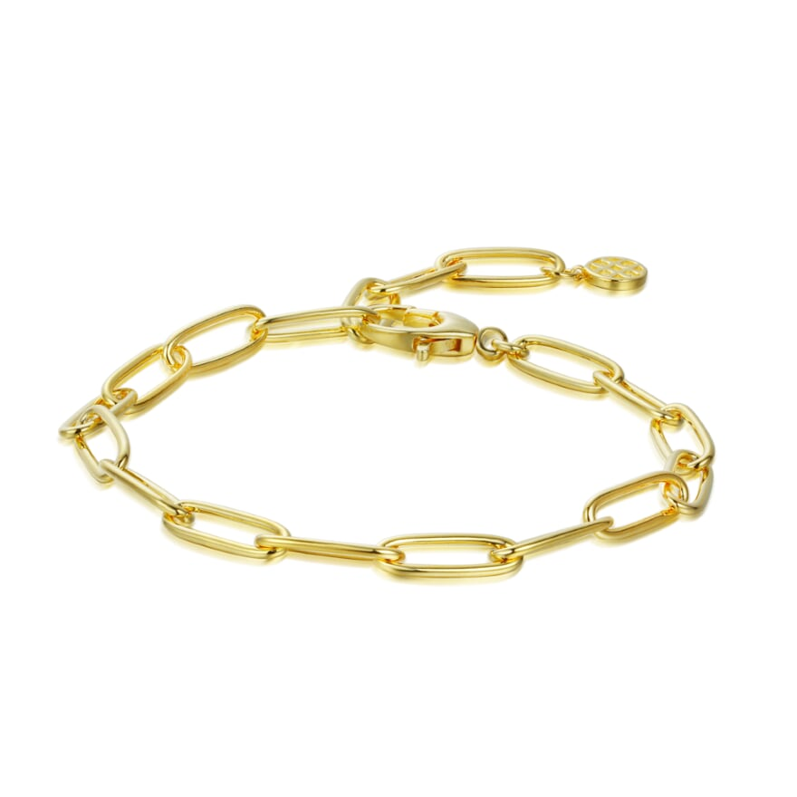 Blissful Time Bracelet - Thick Chain