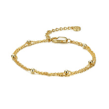Load image into Gallery viewer, Elegance Bracelet - Double Chain