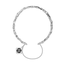 Load image into Gallery viewer, Theia Bangle (White)