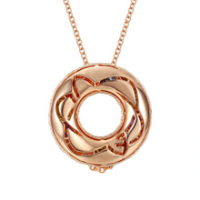 Load image into Gallery viewer, Halo Multiple Style Pendant - Rose Gold (Small)